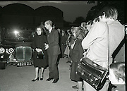 30/10/1978.10/30/1978.30th October 1978.The Removal of remains of Ruaidhri de Valera.  Photograph shows Mrs Eithne de Valera, widow of the late Professor Ruaidhri de Valera, with her son Eamonn.  Ruaidhri was the son of Eamon De Valera and Professor of Celtic Archaeology at UCD.