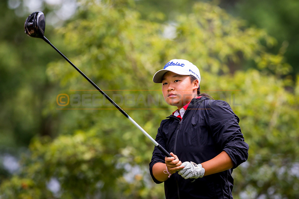 20-07-2019 Pictures of the final day of the Zwitserleven Dutch Junior Open at the Toxandria Golf Club in The Netherlands.<br /> PENG, You