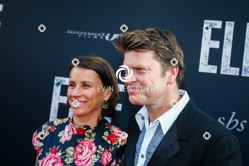 AMSTERDAM - De Nederlandse premiere van Elle, de nieuwste film van regisseur Paul Verhoeven. Met hier Beau van Erven Dorens en partner Selly Vermeijden op de rode loper. FOTO LEVIN & PAULA PHOTOGRAPHY