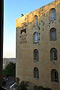 Israel, Jerusalem, Mount Zion Hotel