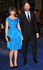 OCT 15 2012 The Sapphires premiere at London Film Festival