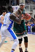 DESCRIZIONE : Eurocup 2014/15 Last32 Dinamo Banco di Sardegna Sassari -  Banvit Bandirma<br /> GIOCATORE : Chuck Davis<br /> CATEGORIA : Penetrazione<br /> SQUADRA : Banvit Bandirma<br /> EVENTO : Eurocup 2014/2015<br /> GARA : Dinamo Banco di Sardegna Sassari - Banvit Bandirma<br /> DATA : 11/02/2015<br /> SPORT : Pallacanestro <br /> AUTORE : Agenzia Ciamillo-Castoria / Luigi Canu<br /> Galleria : Eurocup 2014/2015<br /> Fotonotizia : Eurocup 2014/15 Last32 Dinamo Banco di Sardegna Sassari -  Banvit Bandirma<br /> Predefinita :