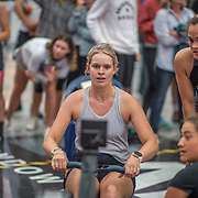WRPC Roses Open Georgia Allen  Female Relays Race #24  03:00pm <br /> <br /> www.rowingcelebration.com Competing on Concept 2 ergometers at the 2018 NZ Indoor Rowing Championships. Avanti Drome, Cambridge,  Saturday 24 November 2018 © Copyright photo Steve McArthur / @RowingCelebration