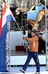 06-08-2006 ATLETIEK: EUROPEES KAMPIOENSSCHAP: GOTHENBORG <br /> De openingsceremonie van de 29th European Championships Athletics werd op de Gotaplatsen gehouden / Simon Vroemen<br /> ©2006-WWW.FOTOHOOGENDOORN.NL