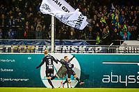Fotball , 28 Oktober 2017 , Eliteserien , Kristiansund - Odd , Torgil Øwre Gjertsen feirer 2-1 scoringen<br /> <br /> <br />  , Foto: Marius Simensen, Digitalsport