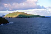 Great Blasket Island, Blasket Islands, County Kerry, Ireland