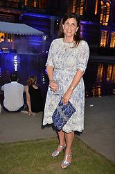 Kirstie Allsopp at the V&A Summer Party 2017 held at the Victoria & Albert Museum, London England. 21 June 2017.<br /> Photo by Dominic O'Neill/SilverHub 0203 174 1069 sales@silverhubmedia.com