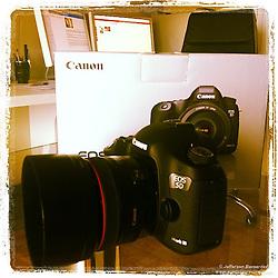 Sucessor da Canon EOS 5D Mark II há muito tempo esperado essa câmera popular acrescenta várias funcionalidades desenvolvidas para a EOS-1D X. O resultado é uma câmera full-frame excelente para paisagem, vida selvagem e principalmente câmera de viagem. FOTO: Jefferson Bernardes/Preview.com