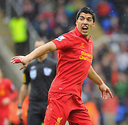 Reading v Liverpool 130413