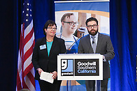 Goodwill Breakfast Forum Los Angeles held at The L.A. Grand Hotel Downtown on February 13, 2019 in Los Angeles, California, United States (Photo by Jc Olivera)