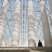 Atrium at the University of Warsaw Warsaw, Poland