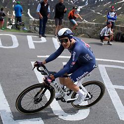 ANDERMATT (SUI) CYCLING<br /> Tour de Suisse stage 7<br /> <br /> Peter Vakoc