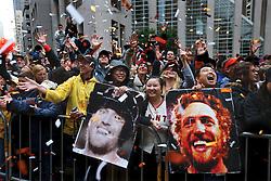 Parade on Market Street, 2014 World Series Champion Giants