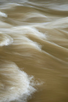 Granite Creek during spring runoff, North Cascades Washington