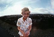 Mom, Hawaii Volcano National Park