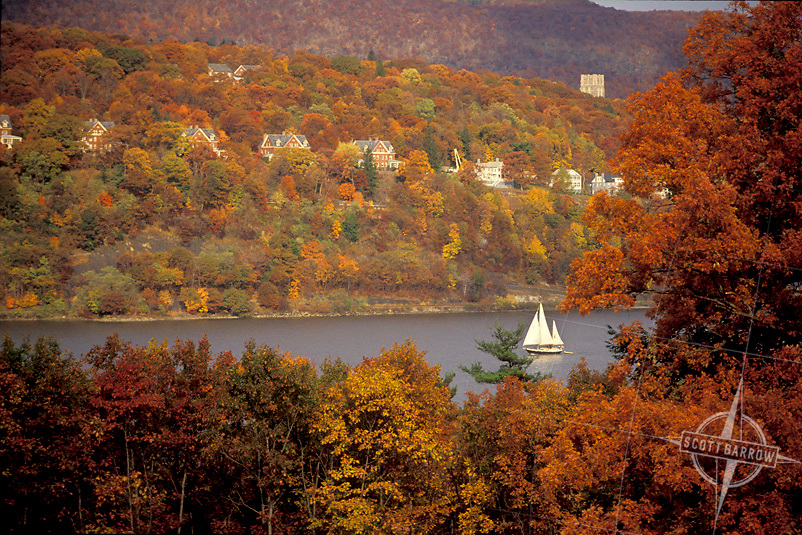 Hudson River Valley at West Point