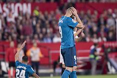Sevilla FC vs Real Madrid - 09 May 2018
