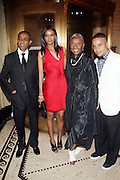 l to r: Bethann Hardison, Ralph Lauren and Ricky Low-Beer at ' The Celebrating Fashion ' A Gala Benefit to support the Gordon Parks Foundation held at Gotham Hall on June 2, 2009 in New York City. ..The Gordon Parks Foundation-- created to preserve the work of groundbreaking African American Photographer and honor others who have dedicated their lives to the Arts--presents the Gordon Parks Award to four Artists who embody the principals Parks championed in his life.