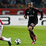 NLD/Amsterdam/20100928 - Champions Leaguewedstrijd Ajax - AC Milan, Robinho