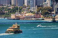 Sydney Ferries @ Luna Park