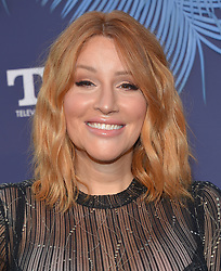 August 2, 2018 - West Hollywood, California, U.S. - Our Lady J arrives for the FOX Summer TCA 2018 All-Star Party at Soho House. (Credit Image: © Lisa O'Connor via ZUMA Wire)