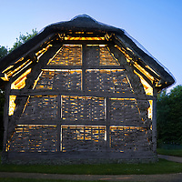 The Threshing Barn, Avoncroft Museum
