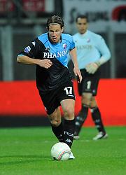03-04-2010 VOETBAL: AZ - FC UTRECHT: ALKMAAR<br /> FC utrecht verliest met 2-0 van AZ / Alje Schut<br /> ©2009-WWW.FOTOHOOGENDOORN.NL