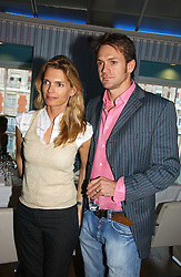 JONATHAN & VICTORIA AITKEN, she was the former wife of Princess Diana's brother Earl Spencer, at a party to celebrate the publication of 'How to Party' by Yasmin Mills with illustrations by Olympia Scarry, held at the Fifth Floor Restaurant, Harvey Nichols, Knightsbridge, London on 3rd July 2006.<br /><br />NON EXCLUSIVE - WORLD RIGHTS