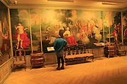 Inside Kode 3 art gallery museum interior, Bergen, Norway