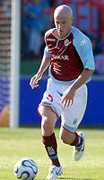 ARSENAL Sarandi (2) Vs. BOCA Jrs. (1)   - Argentine football Soccer - Apertura 2007 - At Arsenal Stadium 26.11.07<br /> Here ARSENAL PLAYER ANDRES SAN MARTIN<br /> © PikoPress