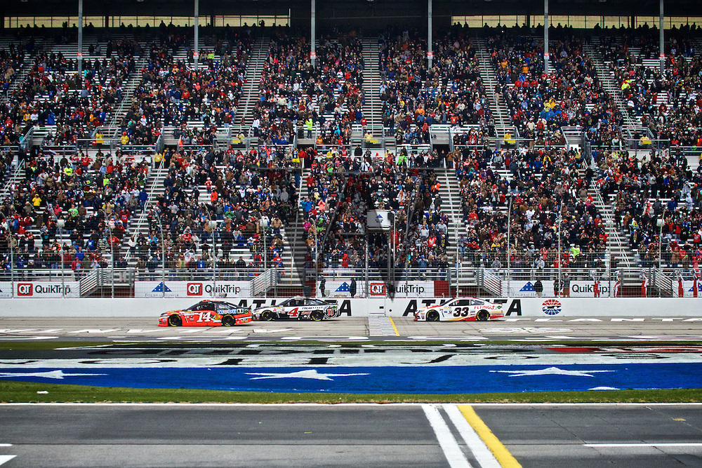 Folds of Honor QuikTrip 500 at Atlanta Motor Speedway