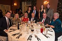 Napoli Group Awards Dinner at Church Landing in Meredith, NH.    ©2017 Karen Bobotas Photographer