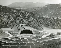 1926 First shell at the Hollywood Bowl