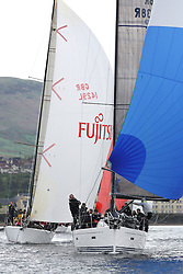25th Anniversary of Kip Regatta<br /> <br /> - Yachting<br /> <br /> Jonathan Anderson of the CCC onboard Roxstar an XP38i