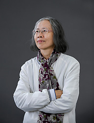 Can Xue appears at the 2019 Edinburgh International Book Festival.<br /> <br /> Until recently, Deng Xiaohua – a leading light of Chinese fiction who works under pen name Can Xue – was only known to devotees of translated literature. But she's set to gain a new generation of readers with a Booker International Prize longlisting for Love in the New Millennium. Join one of the most important writers working in China today.<br /> <br /> © Dave Johnston / EEm