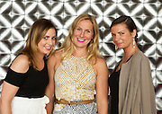 Aoife Kenny, Lisa Regan and Anna Forde Hosty  in the g hotel for the launch of The Galway Races 2016 Summer Festival which runs from the 25th of July to the 31st of July in Galway City. Photo: Andrew Downes :