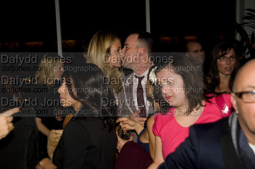 LADY VICTORIA HERVEY; DAVID FURNISH, Vanity fair and Bally's 'Hollywood Domino' party to benefit The Art of Elysium at the Andaz Hotel, Sunset Boulevard. West Hollywood. 20 February 2009 *** Local Caption *** -DO NOT ARCHIVE-© Copyright Photograph by Dafydd Jones. 248 Clapham Rd. London SW9 0PZ. Tel 0207 820 0771. www.dafjones.com.<br /> LADY VICTORIA HERVEY; DAVID FURNISH, Vanity fair and Bally's 'Hollywood Domino' party to benefit The Art of Elysium at the Andaz Hotel, Sunset Boulevard. West Hollywood. 20 February 2009