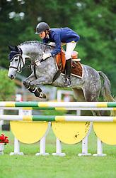 , Warendorf - Bundeschampionate 31.08. - 03.09.2000, Dan O Brien - Beermann, Leonie