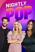 March 30, 2021 (USA): E! Nightly Pop Show