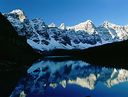 Moraine Lake and Valley of the Ten Peaks, Banff National Park, Alberta, Canada