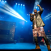 SILVER SPRING, MD- January 19th, 2013 - Atlanta rapper 2 Chainz performs at the Fillmore SIlver Spring in Silver Spring, MD. 2012 was a banner year for the rapper. He was nominated for 13 BET Hip Hop Awards and three Grammy's as well as signing an endorsement deal with Adidas. ( Photo by Kyle Gustafson/For The Washington Post)