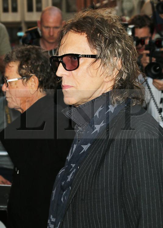 Lou Reed, GQ Men of the Year Awards, Royal Opera House, London UK, 03 September 2013, (Photo by Richard Goldschmidt)
