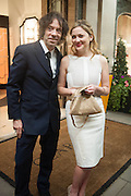 MICHAEL ACTON SMITH; KATHRYN PARSONS;  The Veuve Clicquot Business Woman Of The Year Award, celebrating women's excellence in business and commitment to sustainability. Claridge's, Brook Street, London, 22 April 2013