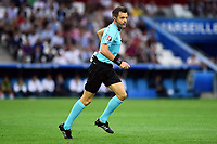 Nicola Rizzoli referee <br /> Marseille 11-06-2016 Stade Velodrome Footballl Euro2016 England - Russia  / Inghilterra - Russia Group Stage Group B. Foto Massimo Insabato / Insidefoto