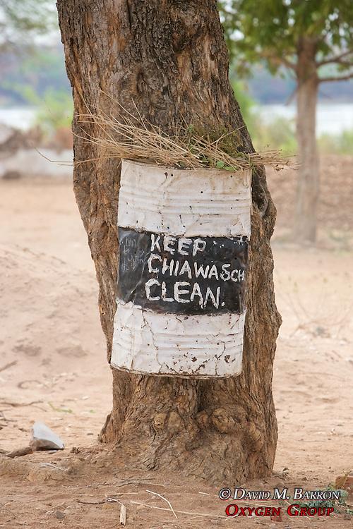 Keep Chiawa School Clean