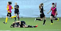 Fotball<br /> UEFA European Women's Under-19 Championships<br /> Group B<br /> Mjøndalen 18.07.2014<br /> Irland v England 2:1<br /> Foto: Morten Olsen, Digitalsport<br /> <br /> Post match celebration Ireland