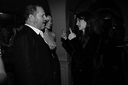 Harvey Weinstein and Penelope Cruz,  Charles Finch and Chanel 7th Anniversary Pre-Bafta party to celebratew A Great Year of Film and Fashiont at Annabel's. Berkeley Sq. London W1. 10 February 2007. -DO NOT ARCHIVE-© Copyright Photograph by Dafydd Jones. 248 Clapham Rd. London SW9 0PZ. Tel 0207 820 0771. www.dafjones.com.