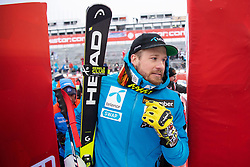 February 9, 2019 - Re, SWEDEN - 190209 Kjetil Jansrud of Norway after competing in men's downhill during the FIS Alpine World Ski Championships on February 9, 2019 in re..Photo: Joel Marklund / BILDBYRN / kod JM / 87853 (Credit Image: © Joel Marklund/Bildbyran via ZUMA Press)