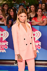 June 18, 2017 - Toronto, Ontario, Canada - JULIA MICHAELS arrives at the 2017 iHeartRADIO MuchMusic Video Awards at MuchMusic HQ on June 18, 2017 in Toronto (Credit Image: © Igor Vidyashev via ZUMA Wire)