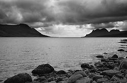 Coastline at Reykjarfjordur, Strandir, west Iceland - Fjöruborð við Reykjarfjörð á Ströndum